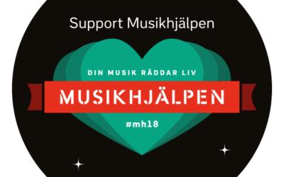 Musikhjälpen 2018!