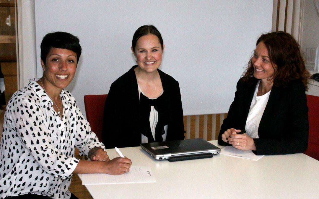 Affärsresebyrå med kundfokus vann upphandling i Skellefteå
