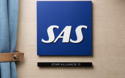 Wi-Fi på SAS interkontinentala flygningar